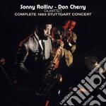 Sonny Rollins / Don Cherry - Complete 1963 Stuttgart Concert cd musicale di Cherr Rollins sonny