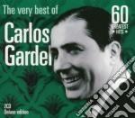 THE VERY BEST OF cd musicale di GARDEL CARLOS
