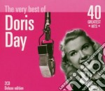 Doris Day - The Very Best Of: 40 Greatest Hits cd musicale di DAY DORIS