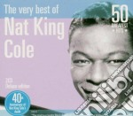 Nat King Cole - The Very Best Of cd musicale di NAT KING COLE
