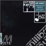 MANHATTAN MOODS cd musicale di LEE WILEY