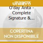 SIGNATURE & LONDON RECORDS cd musicale di O'DAY ANITA