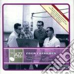 COMPLETE 1950-1954 STUDIO cd musicale di Freshmen Four