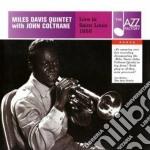 Miles Davis / John Coltrane - Live In Saint Louis 1956 cd musicale di Davis miles quintet