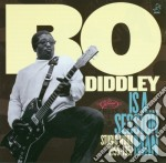 Bo Diddley - Is A Sessionman - Studio Work 1955-57 cd musicale di Bo Diddley