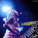 Excitements - Excitements cd musicale di Excitements