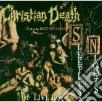 Christian Death - Sleeping Nights cd musicale di Death Christian