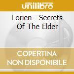 Secrets of the elder cd musicale di Lorien