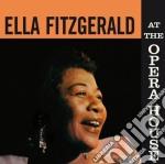AT THE OPERA HOUSE                        cd musicale di Ella Fitzgerald