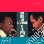Getz Stan, Johnson J.j. - At The Opera House cd musicale di GETZ STAN AND JOHNSO