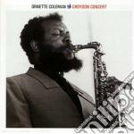 Ornette Coleman - Croydon Concert cd musicale di Ornette Coleman