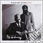 Archie Shepp / Bill Dixon - Quartet cd musicale di Shepp archie-bill dixon
