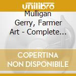 Mulligan Gerry, Farmer Art - Complete Live In Rome Concert cd musicale di Gerry Mulligan