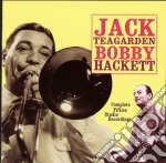 Teagarden Jack, Hackett Bobby - Complete Fifties Studio Recordings cd musicale di Kacke Teagarden jack