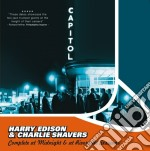 Harry Edison / Charlie Shavers - Complete At Midnight & At Riverside Sessions cd musicale di Shaver Edison harry
