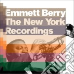 Emmett Berry - The New York Recordings cd musicale di Emmett Berry
