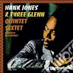 Hank Jones / Tyree Glenn - Complete Recordings cd musicale di Glenn ty Jones hank