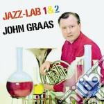 John Graas - Jazz-lab 1 & 2 cd musicale di John Graas