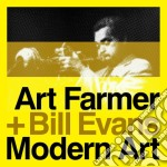 Art Farmer / Bill Evans - Modern Art cd musicale di Evans bi Farmer art