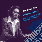 Bill Evans - Waltz For Debby - The Complete 1969 Pescara Festival cd musicale di Bill Evans