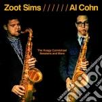 THE HOAGY CARMICHAEL SESSIONS cd musicale di Cohn al Sims zoot