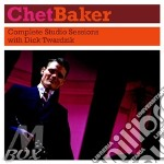 COMPLETE STUDIO SESSIONS cd musicale di Chet Baker