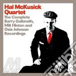 COMPLETE GALBRAITH, HINTON... cd musicale di Hal Mckusick