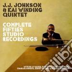 COMPLETE FIFTIES STUDIO RECORDINGS cd musicale di Windin Johnson j.j.