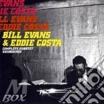 Evans Bill - Complete Quartet Recordings cd musicale di EVANS / COSTA