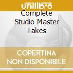 COMPLETE STUDIO MASTER TAKES cd musicale di NICHOLS HERBIE TRIO
