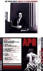 Complete tv studio recordings cd musicale di Art Pepper