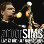 Zoot Sims  - Live At The Half Note Again! cd musicale di Sims Zoot