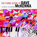 Dave Mckenna - The Piano Scene Of Dave Mckenna cd musicale di Dave Mckenna