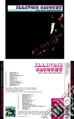 ILLINOIS JACQUET & HIS ORCHESTRA cd musicale di Jacquet illinois and
