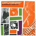 Albert Mangelsdorff - European Tour '57 cd musicale di Albert Mangelsdorff