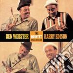 Webster Ben, Edison Harry - The Quintet Studio Sessions cd musicale di Edison Webster ben