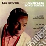 Les Brown - The Complete Song Books cd musicale di Les Brown