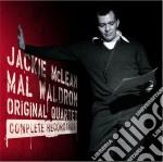 Jackie Mclean / Mal Waldron - Complete Recordings cd musicale di Waldr Mclean jackie