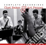 Baker Chet & Pepper Art - Complete Recordings cd musicale di BAKER/PEPPER
