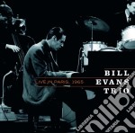 LIVE IN PARIS 1965 cd musicale di EVANS BILL TRIO