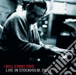 LIVE IN STOCKHOLM 1958 cd musicale di EVANS BILL TRIO