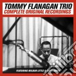 Complete original recordings cd musicale di Tommy trio Flanagan
