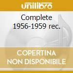 Complete 1956-1959 rec. cd musicale di Urbie green big band