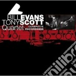 Bill Evans / Tony Scott - Complete Recordings cd musicale di Evans bill-tony scott