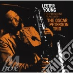 PRES.PLAYS OSCAR PETERSON cd musicale di Lions Young