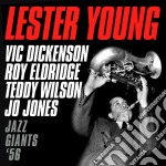 JAZZ GIANTS '56 cd musicale di Lester Young