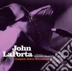 John Laporta - Complete Debut Recordings cd musicale di John Laporta