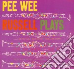 Plays cd musicale di Russell pee wee