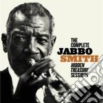The complete hidden treasure sessions cd musicale di Jabbo Smith