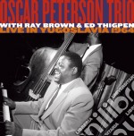 Live in yugoslavia 1964 cd musicale di Oscar Peterson